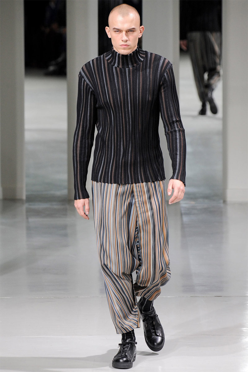 Issey Miyake 2014 Fall/Winter Collection