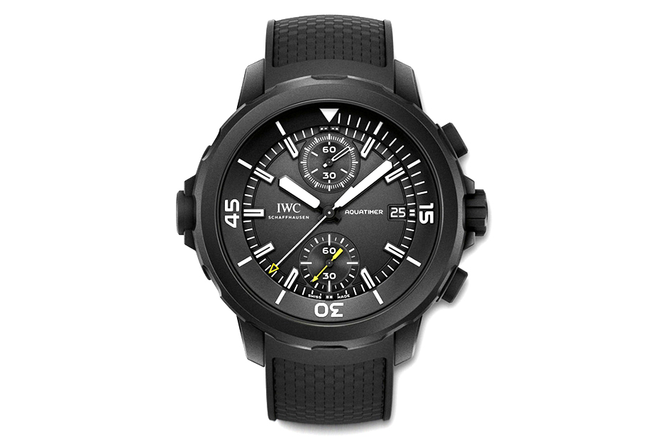 iwc 2014 aquatimer special edition collection