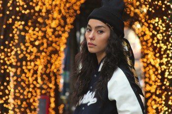 izzue ARMY x URSUS BAPE 2014 Editorial featuring Adrianne Ho