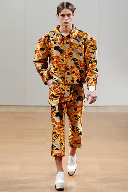 J.W. Anderson 2014 Fall/Winter Menswear Collection