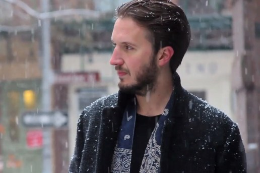 Jake Davis Test Shots: Emile Haynie