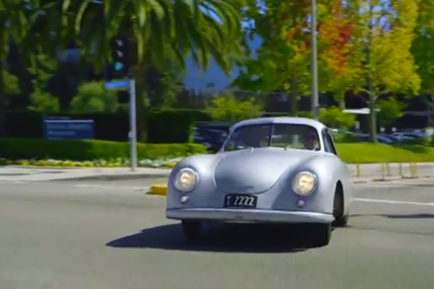 Jay Leno Rides with Jerry Seinfeld for the Latest Comedians in Cars Getting Coffee