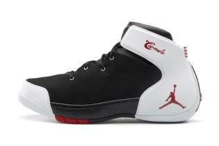 Jordan Melo 1.5 Black/Gym Red-White