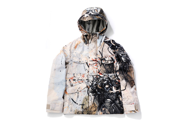 Jose Parla x Bal Original 2014 eVent Mountain Parka