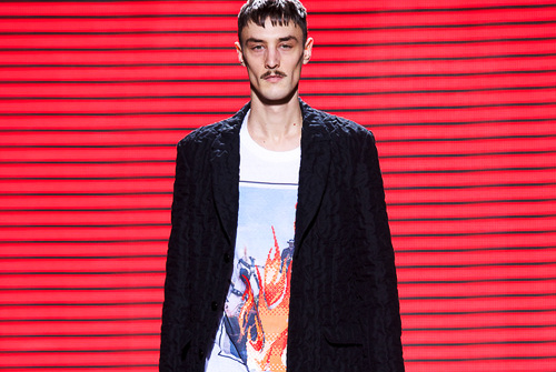 Julien David 2014 Fall/Winter Collection