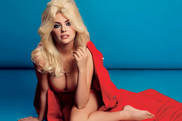 Kate Upton by Inez & Vinoodh for V Magazine