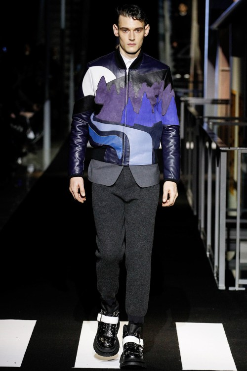 KENZO 2014 Fall/Winter Collection