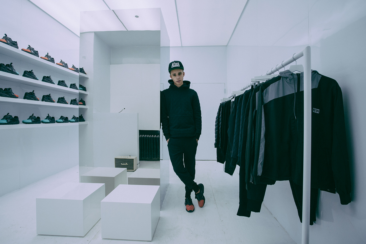"""Kith """"Coat of Arms"""" New York Pop-Up Shop"""