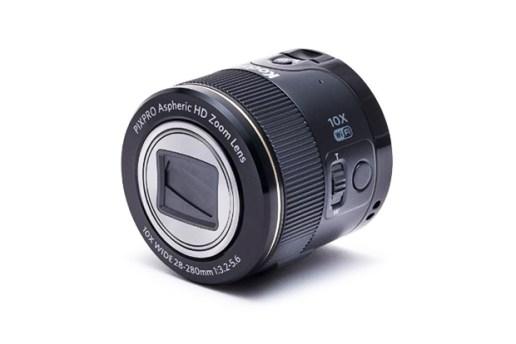 Kodak PixPro Smart Lens SL10 and SL25