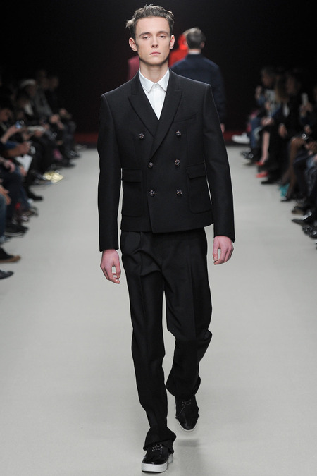 KRISVANASSCHE 2014 Fall/Winter Collection