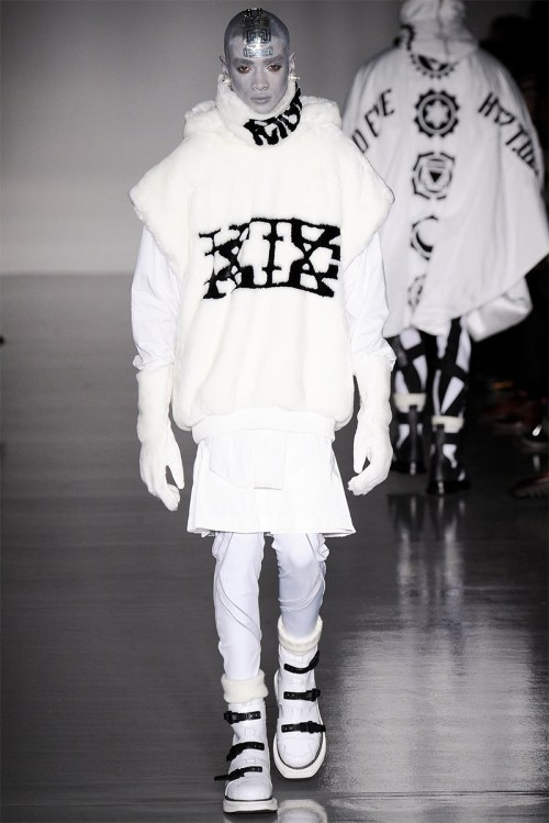 KTZ 2014 Fall/Winter Collection