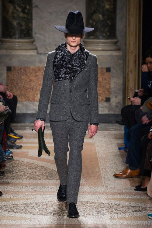 Les Hommes 2014 Fall/Winter Collection