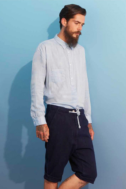 Levi's Made & Crafted x WAX Magazine 2014 Spring/Summer Lookbook
