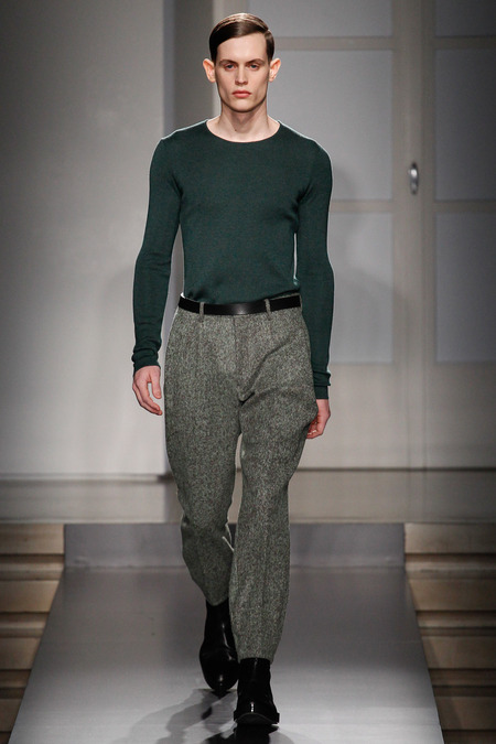 Jil Sander 2014 Fall/Winter Collection