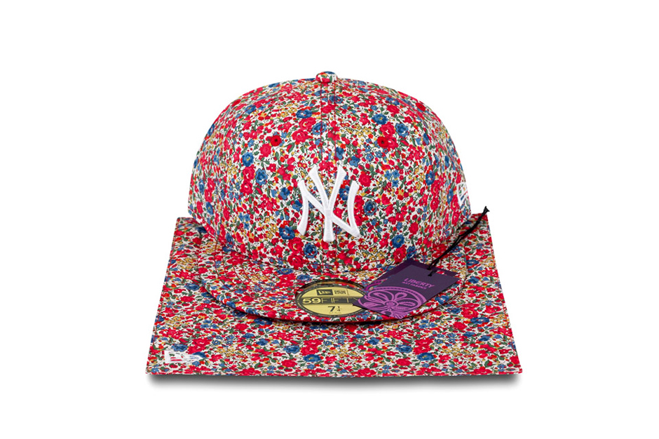 Liberty x New Era 2014 Spring Capsule Collection