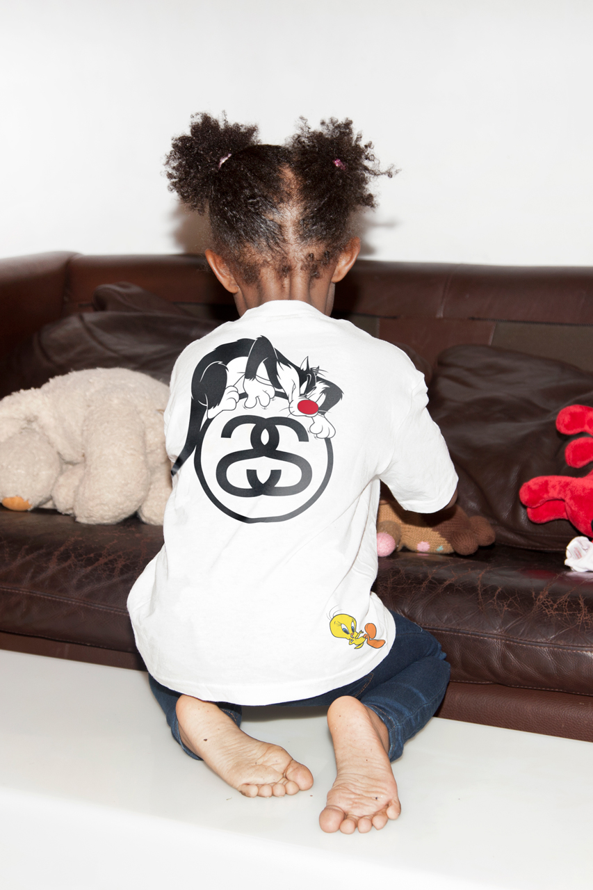 Looney Tunes x Stussy Kids 2014 Spring/Summer Collection