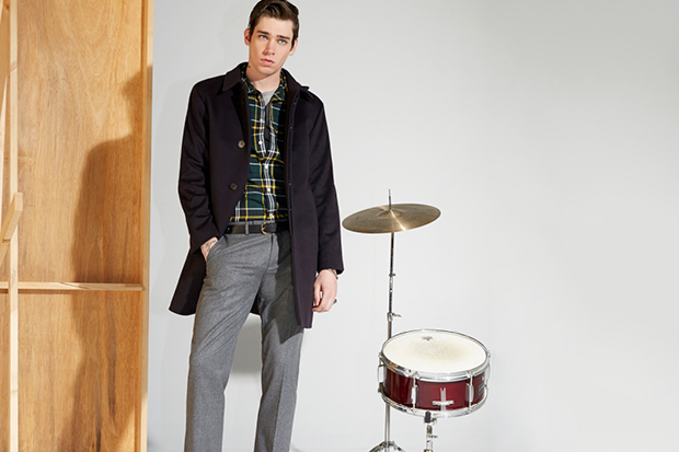 Maison Kitsuné 2014 Fall/Winter Lookbook