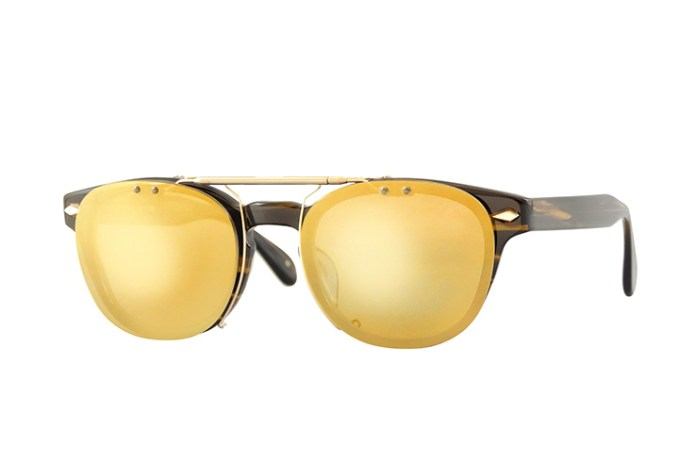 Maison Kitsune x Oliver Peoples 2014 Spring/Summer Collection