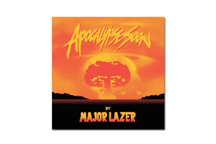 Major Lazer featuring Pharrell – Aerosol Can