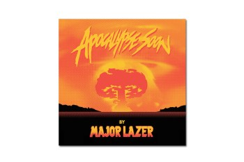 Major Lazer featuring Pharrell – Aerosol Can