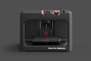 MakerBot Unveils Replicator 3D Printer Series