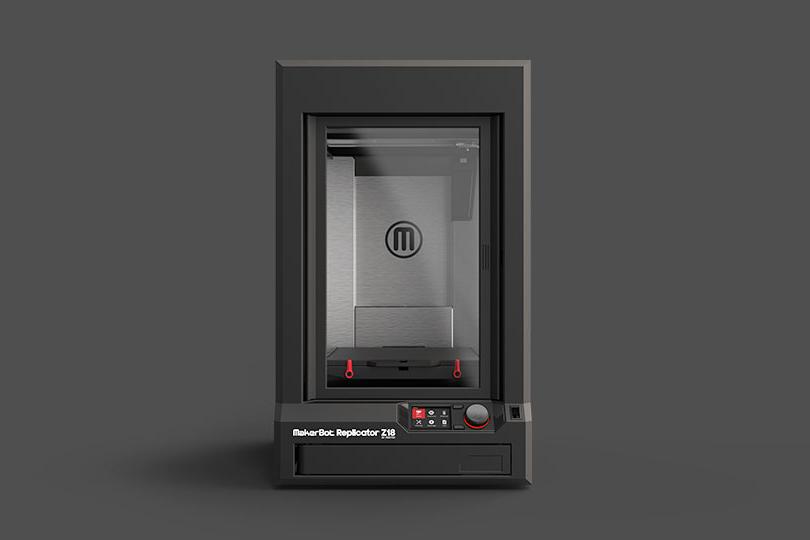 makerbot unveils replicator 3d printer series