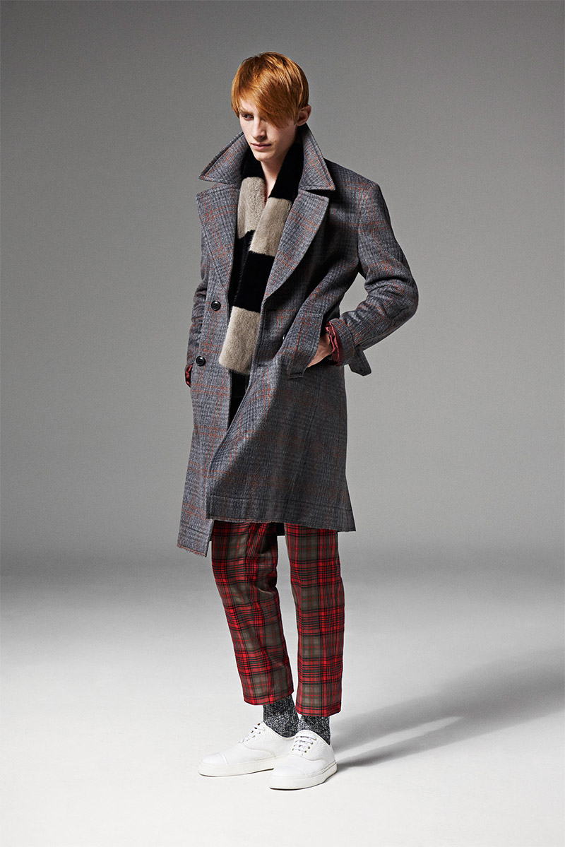 Marc Jacobs 2014 Fall/Winter Lookbook