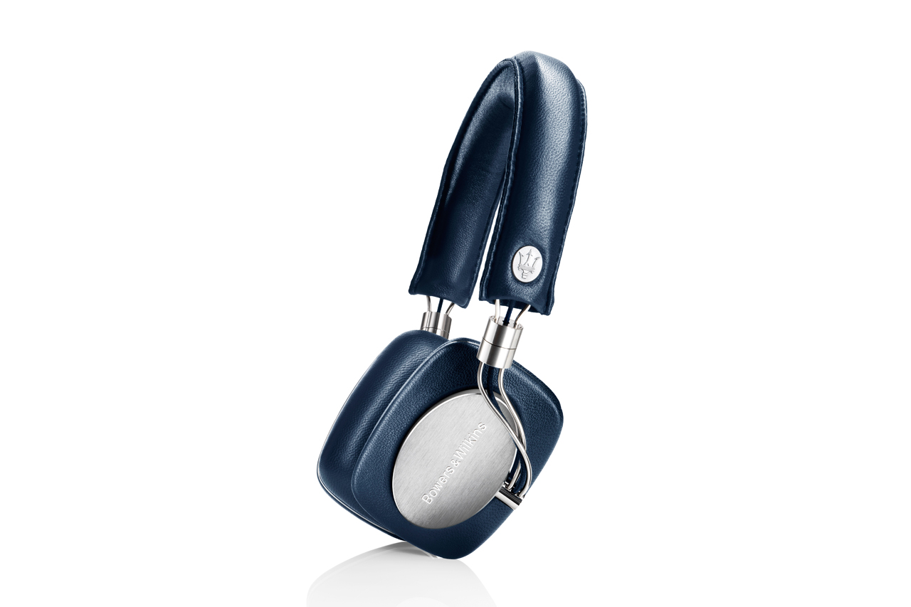 Maserati x Bowers & Wilkins P5 Headphones