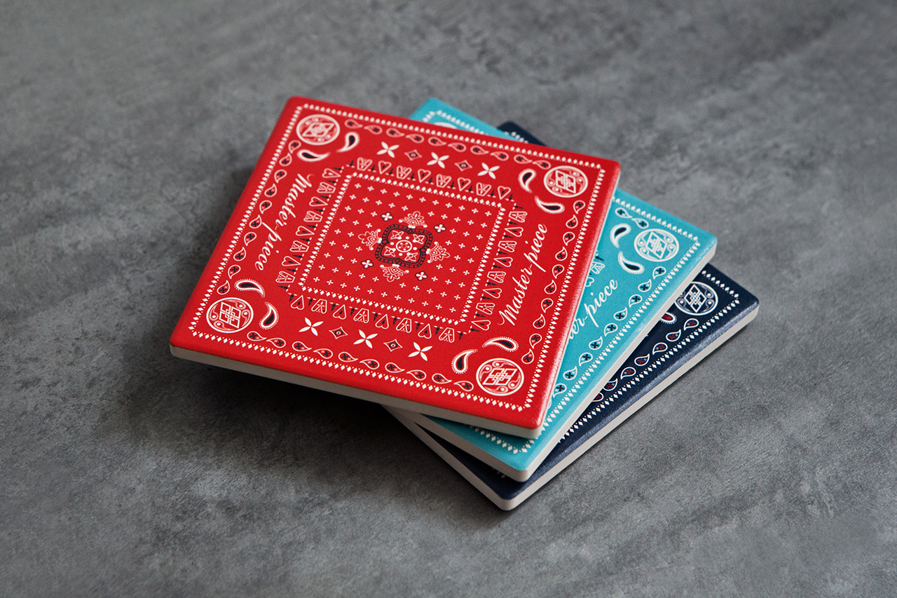 master-piece Novelty Ceramic Coasters