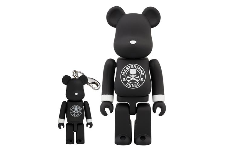 mastermind JAPAN × SENSE x Medicom Toy Bearbrick Collection