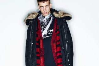 McQ Alexander McQueen 2014 Fall/Winter Collection