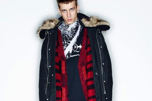 McQ Alexander McQueen 2014 Fall/Winter Collection