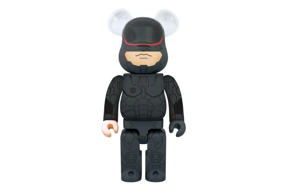 Medicom Toy 400% RoboCop Bearbrick