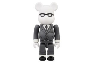 Medicom Toy Bearbrick ISETAN Men's 10th Anniversary Collection