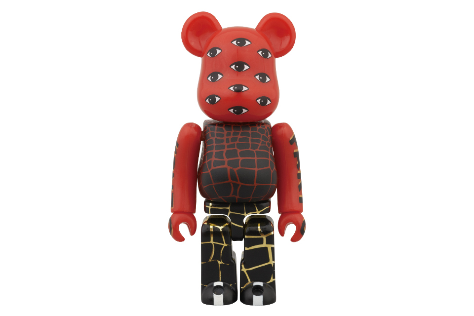 medicom toy bearbrick isetan mens 10th anniversary collection