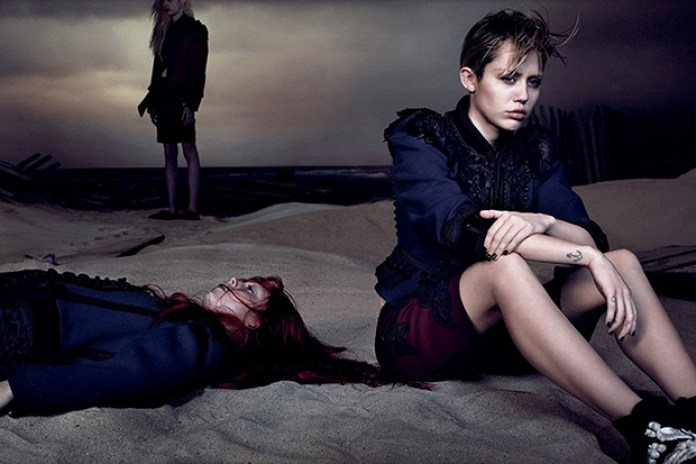 Juergen Teller Refuses to Shoot Miley Cyrus for Marc Jacobs