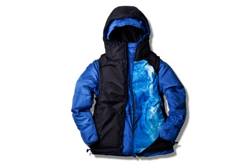 Minotaur 10th Anniversary JAXA/NHK EARTH DOWN VEST/JACKET