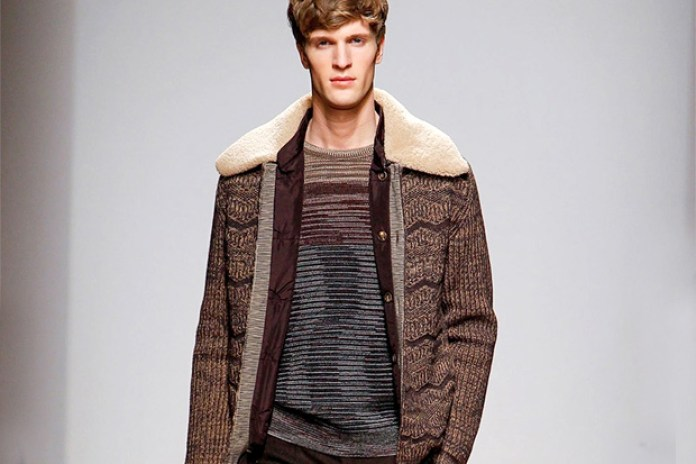 Missoni Men 2014 Fall/Winter Collection