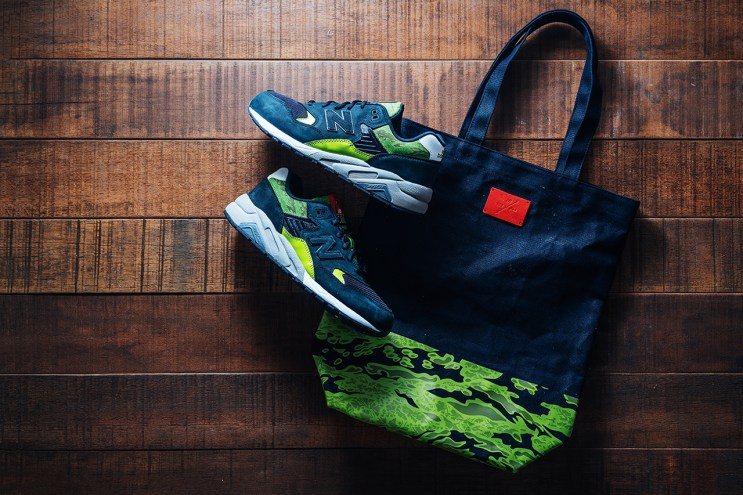mita sneakers x SBTG x New Balance x Fabrix MRT580SM Special Package