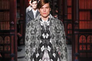Moncler Gamme Bleu 2014 Fall/Winter Collection