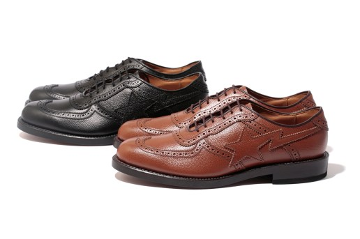 Mr.BATHING APE 2014 Spring/Summer Wingtip