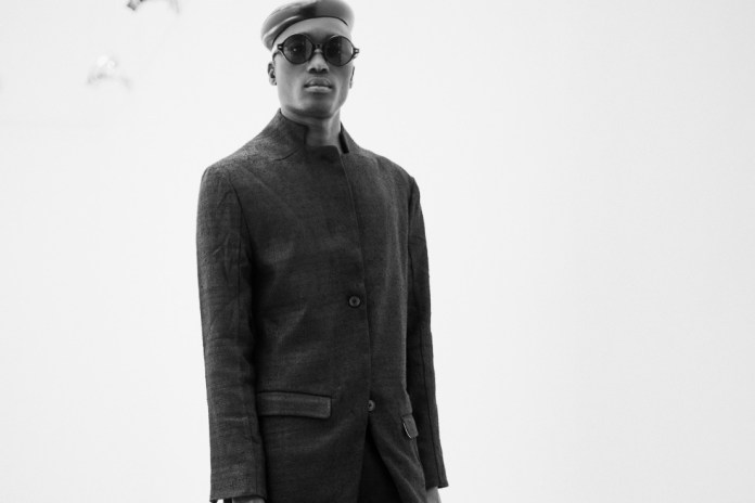 "Mr. Hare 2014 Fall/Winter ""Tutto Nero"" Lookbook"