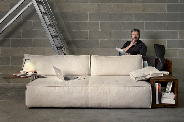 MyWorld Lounge System by Philippe Starck for Cassina