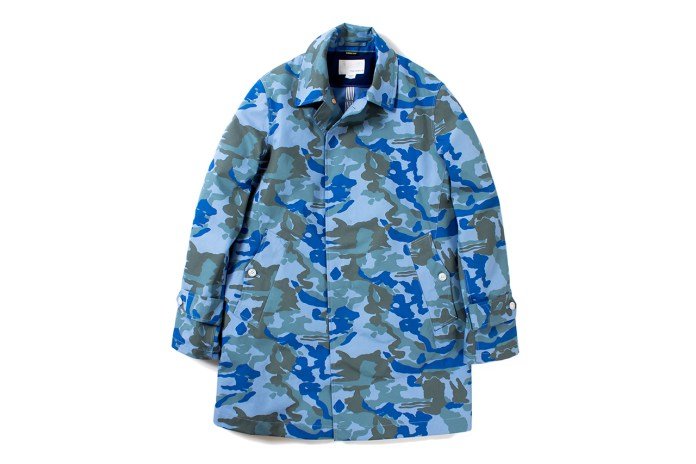 nanamica 2014 Spring GORE-TEX Soutien Collar Coat
