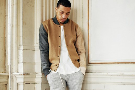 NEEDS&WANTS 2014 Spring/Summer Varsity Jacket Lookbook