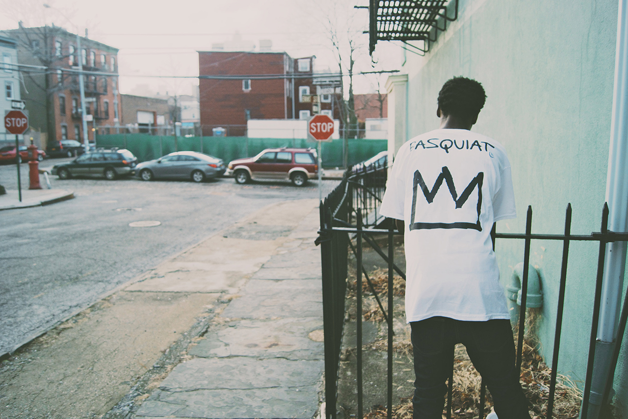 Neff x Basquiat Collection