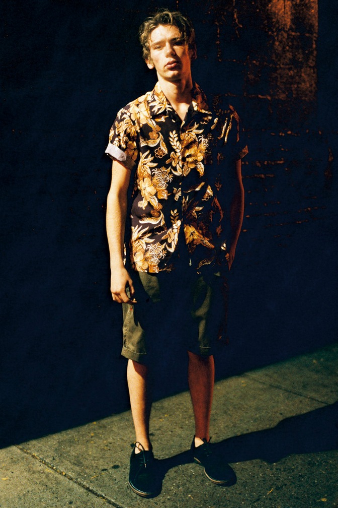 neighborhood 2014 spring summer lookbook