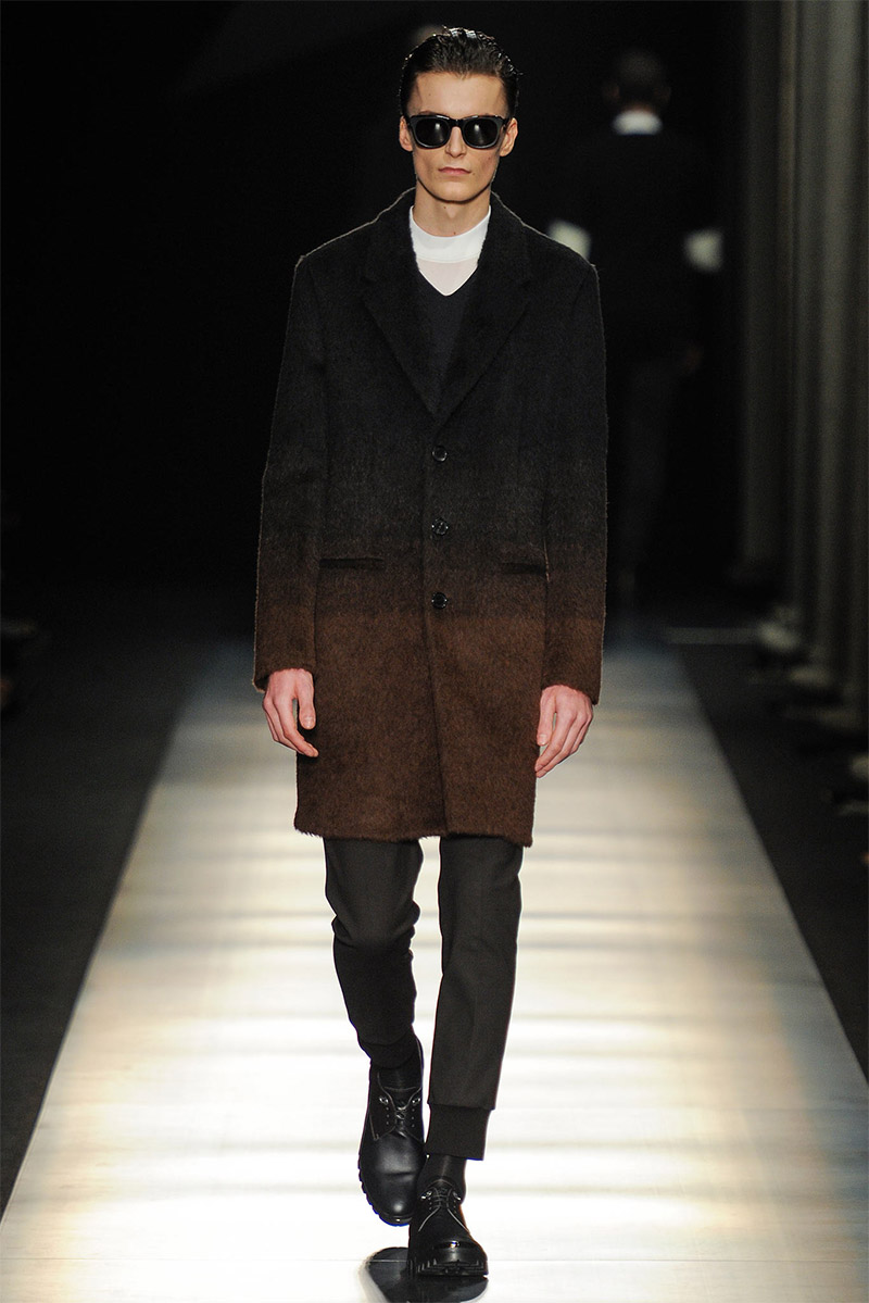 Neil Barrett 2014 Fall/Winter Collection