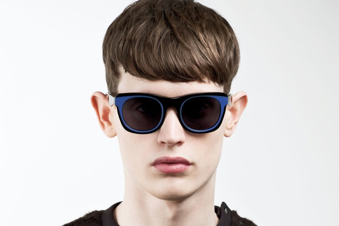 Neil Barrett 2014 Fall/Winter Sunglasses