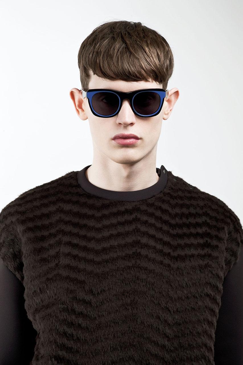 neil barrett 2014 fallwinter sunglasses